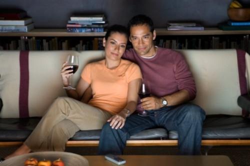 Watch a romantic movie.