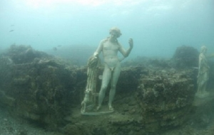 10 Lost Underwater Cities of the Ancient World