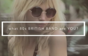 What '80s British Band Are You?