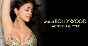 Which Bollywood Actress Are You?