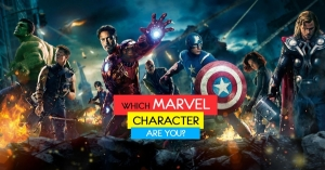 Which Marvel Character Are You?